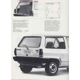 Catalogue / Leaflet VW Polo...
