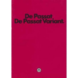 Catalogue / Brochure VW...