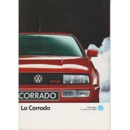 Catalogue / Brochure VW...