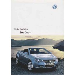 Catalogue / Leaflet VW Eos...