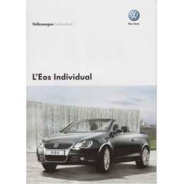 Catalogue / Brochure VW Eos...