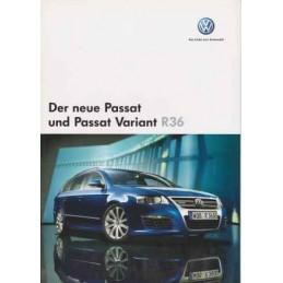 Catalogue / Leaflet VW...