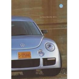 Catalogue / Leaflet VW New...