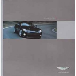 Catalogue / Brochure Aston...
