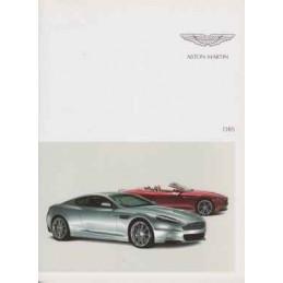 Catalogue / Brochure Aston...