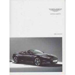 Catalogue / Leaflet Aston...