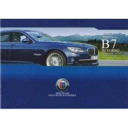 Catalogue / Brochure Alpina...