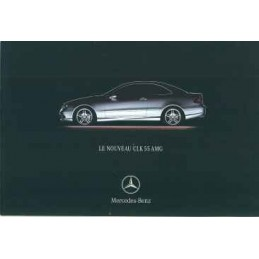 Catalogue / Leaflet AMG CLK...
