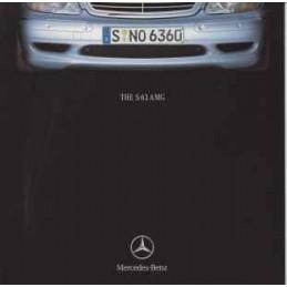 Catalogue / Leaflet AMG S63...