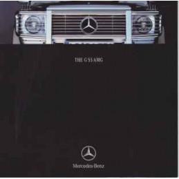 Catalogue / Leaflet AMG G63...