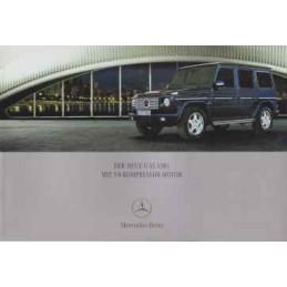 Catalogue / Leaflet AMG G55...