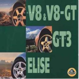 Catalogue / Leaflet LOTUS...