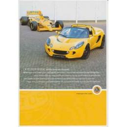 Catalogue / Sheet LOTUS...