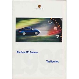 Catalogue Porsche gamme MY...