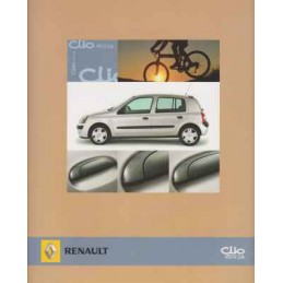 Catalogue / Leaflet Renault...