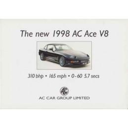 Catalogue / Sheet AC Ace...
