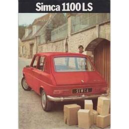 Catalogue / Leaflet SIMCA...