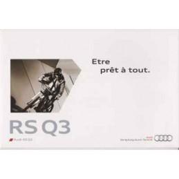 Catalogue / Brochure Audi...