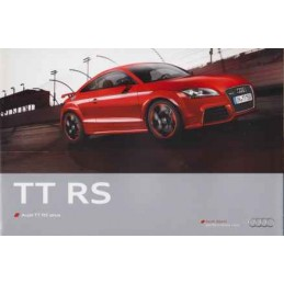Catalogue / Leaflet Audi TT...