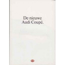Catalogue / Leaflet Audi...