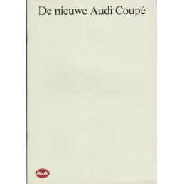 Catalogue / Brochure Audi...
