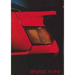 Catalogue / brochure ALPINE...
