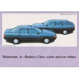 Catalogue / Sheet Audi 100...