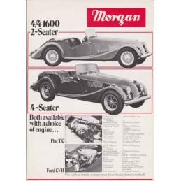 Catalogue / Sheet Morgan...