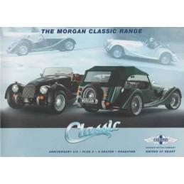Catalogue / Leaflet Morgan...