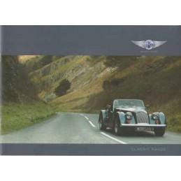 Catalogue / Brochure Morgan...
