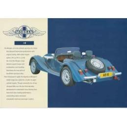 Catalogue / Sheet Morgan +8...