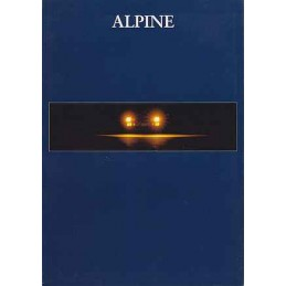 Catalogue / leaflet ALPINE...