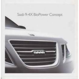 Catalogue / Brochure SAAB...