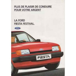 Catalogue / Leaflet Ford...