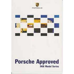 Catalogue Porsche 968...
