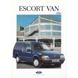 Catalogue / Sheet Ford...