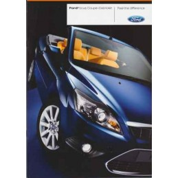 Catalogue / Brochure Ford...