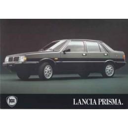 Catalogue / Leaflet LANCIA...
