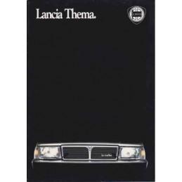 Catalogue / Brochure LANCIA...