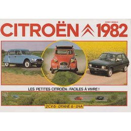 Catalogue / Leaflet CITROËN...
