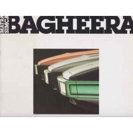 Catalogue / Brochure MATRA...