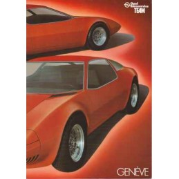 Catalogue / Poster OPEL...