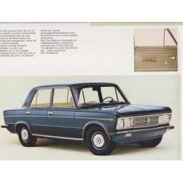 Catalogue / Leaflet FIAT...