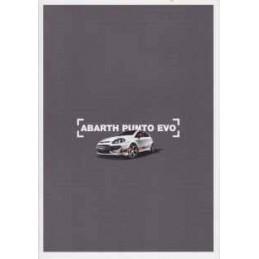 Catalogue / Brochure ABARTH...