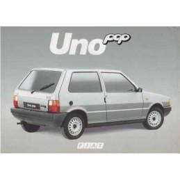 Catalogue / Sheet FIAT Uno...