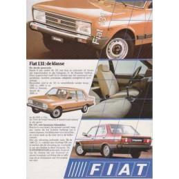 Catalogue / Sheet FIAT 131...