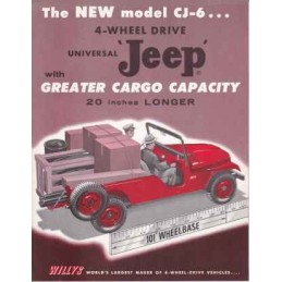 Catalogue / Brochure WILLYS...