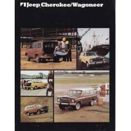 Catalogue / Sheet AMC Jeep...