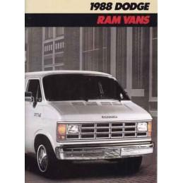 Catalogue / Brochure DODGE...