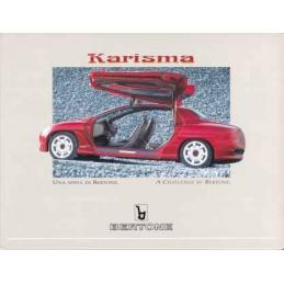 Catalogue / Leaflet Bertone...